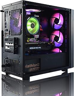 【ASTROMEDA MICRO】ゲーミングデスクトップパソコン【Ryzen9-3900X/Geforce-RTX2070super/RGBメモリ16GB/SSD 1TB/Widows10Home 64bit/750W/黒ケース】v000