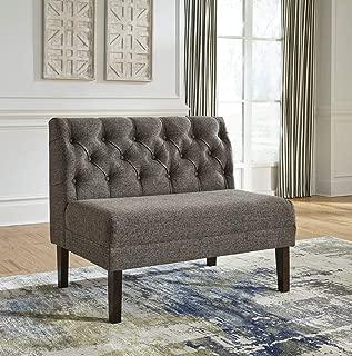 Ashley Furniture Signature Design - Tripton Dining Room Bench - Medium Brown