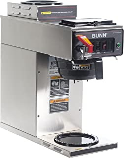 BUNN 12950.0211 CWTF-2 Automatic Commercial Coffee Brewer with 2 Warmers (120V/60/1PH)