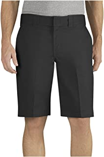 Men's 11 Inch Relaxed-Fit Stretch-Twill Work Short