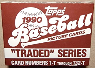 1990 topps traded