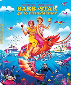 Barb and Star Go to Vista Del Mar is Now Available on Blu-ray, DVD, Digital from Lionsgate