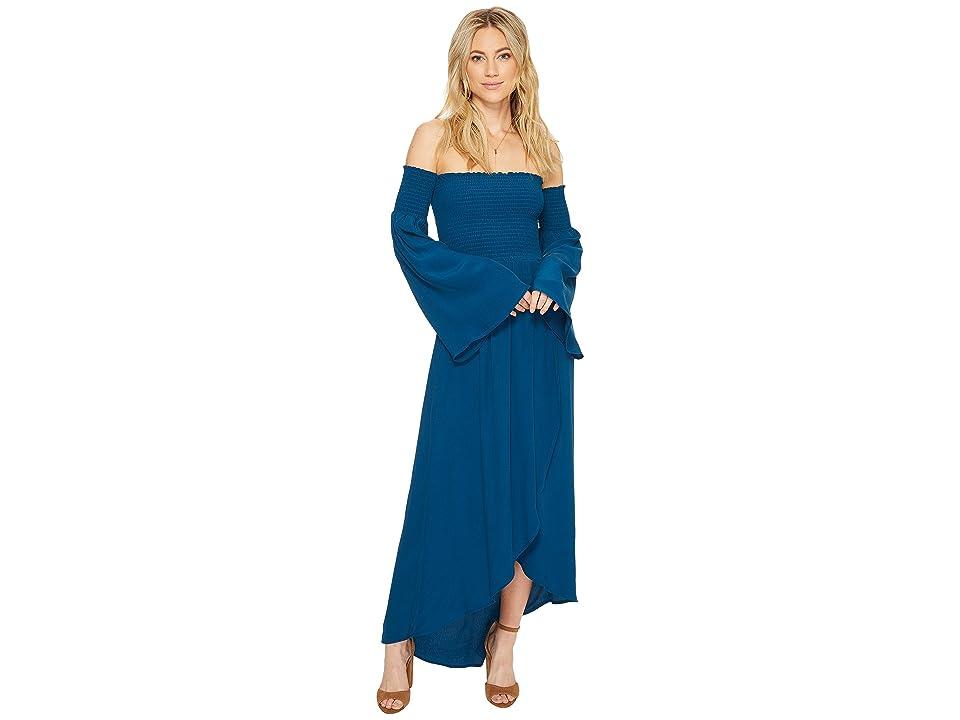Lucy Love Vinyard Dress (Lapis) Women
