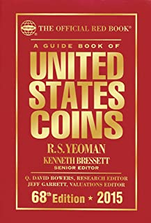 A Guide Book of United States Coins 2015: The Official Red Book