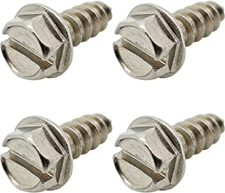 Best ford license plate screws set Reviews