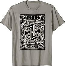 Shinjuku Tokyo Japan Kanji T Shirt