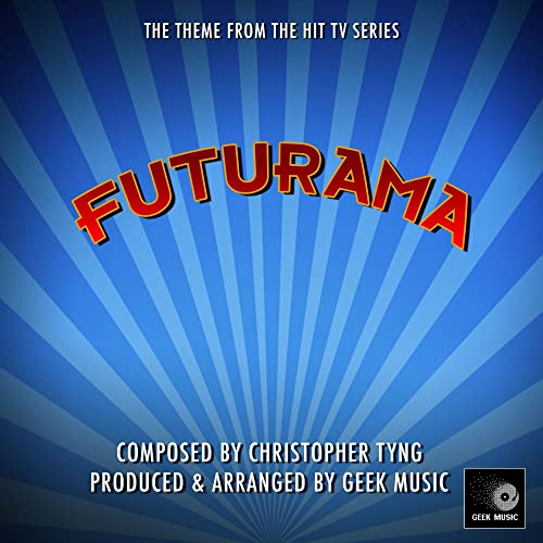futurama theme song mp3