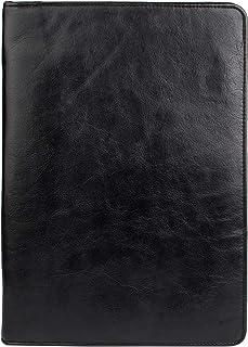 Hidesign Img Ranchero Unisex Folder Wallet - Leather, Black