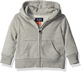 The Children's Place Baby Boys' Gym Uniform Hoodie