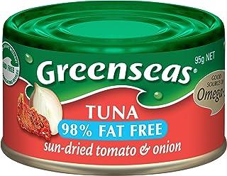 Greenseas Tuna Sundried Tomato and Onion, 12 x 95g