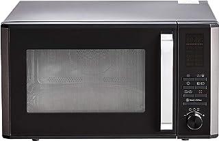 comprar comparacion AmazonBasics – Microondas digital de mesa, horno de convección y grill, 25l, 900W