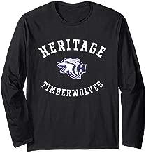 Best heritage high school timberwolves Reviews