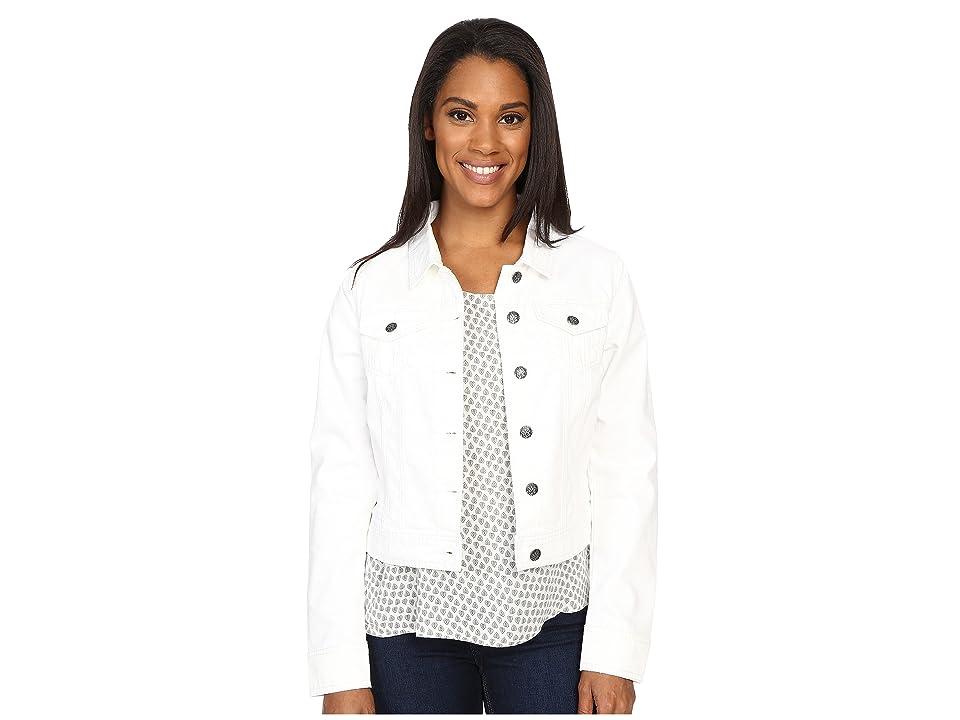 Prana Dree Jacket (White) Women