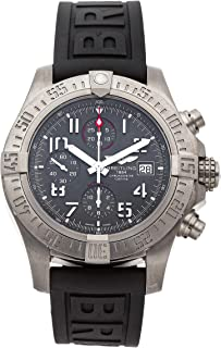Breitling Avenger Mechanical (Automatic) Grey Dial Mens Watch E1338310/M536 (Certified Pre-Owned)