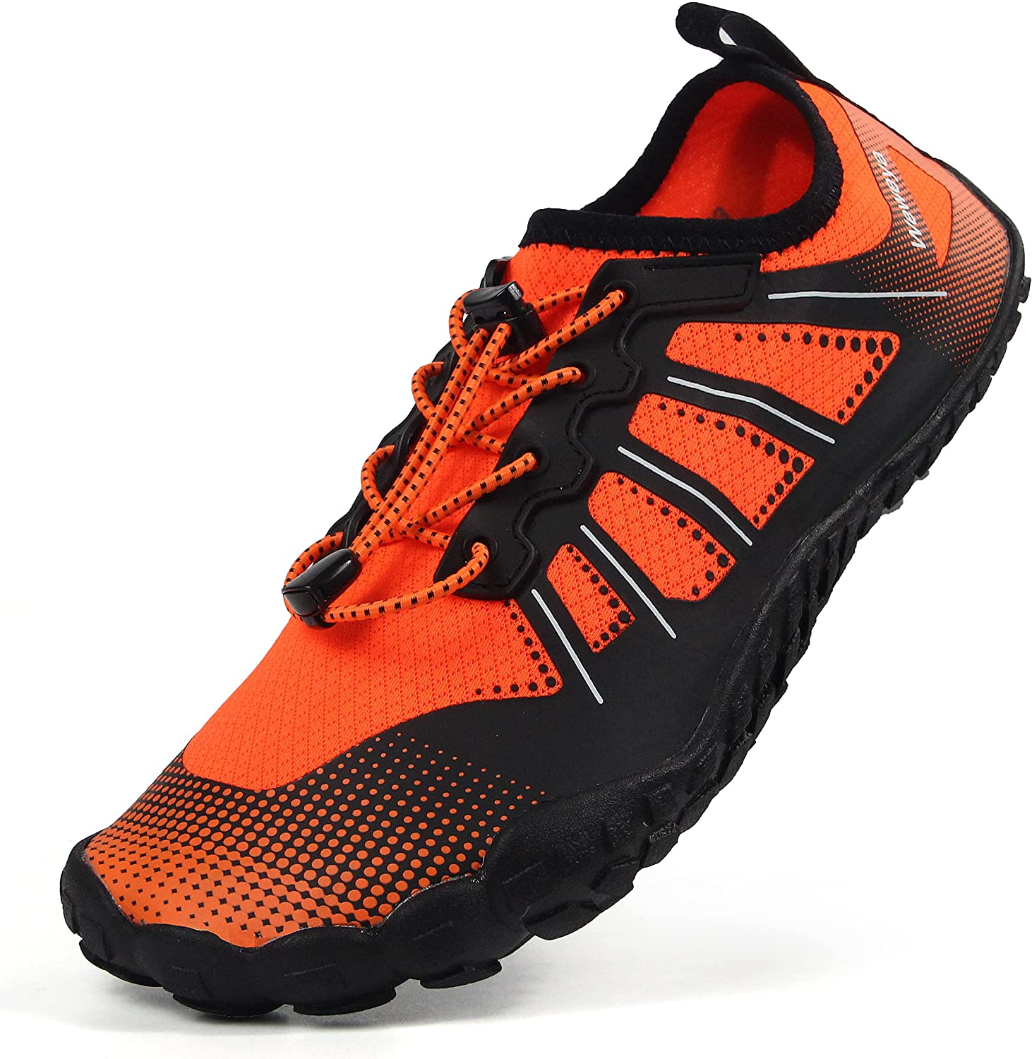 Weweya Men Women Water Shoes Barefoot Minimalist Beach Sports Shoes for Boating Fishing Diving Surfing Swimming