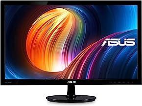 "ASUS VS248H-P 24"" Full HD 1920x1080 2ms HDMI DVI VGA Back-lit LED Monitor"