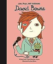 David Bowie (Little People, BIG DREAMS Book 26) (English Edition)