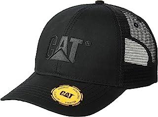Caterpillar Men's Raised Logo Cap