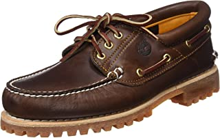 Men's Icon Three-Eye Classic Shoe