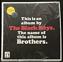 The Black Keys: Brothers (Free MP3, Poster) 2LP
