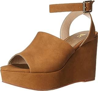 صندل Admit One Wedge للسيدات من BC Footwear