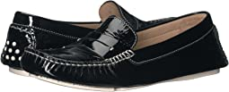 Black Italian Soft Patent Leather