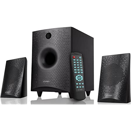 F&D F210X 15W 2.1 Bluetooth Multimedia Speaker - Black