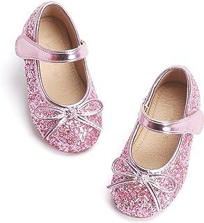 pink glitter dress - Shoes / Girls