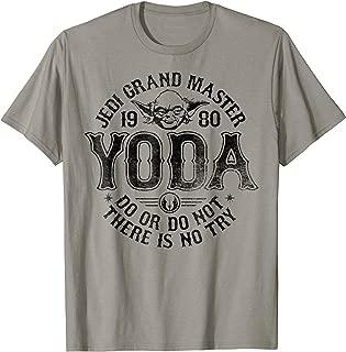 mens yoda t shirt
