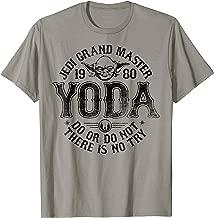 Star Wars Yoda Master 1980 Do Or Do Not T-Shirt