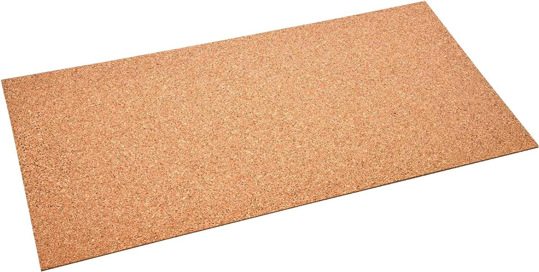 Tablero de 100x200 cm superficie corcho