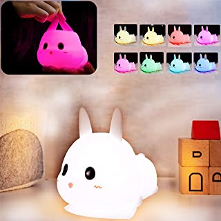 Baby Night Light,Children Night Lights Cute Lamp with...