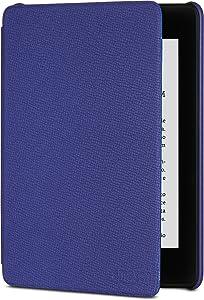 Capa de couro para Kindle Paperwhite (10ª Geração não compatível com as versões anteriores do Kindle Paperwhite) - Cor Roxa