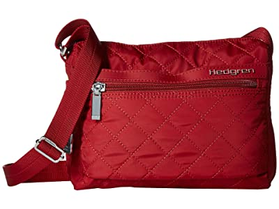 Hedgren Diamond Carina Shoulder Bag (Sun Dried Tomato) Shoulder Handbags
