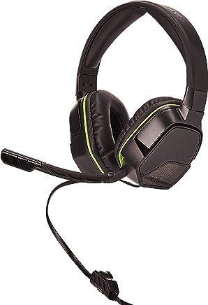 Headset Estéreo Com Fio Afterglow Lvl 3 - Preto/verde - Xbox One