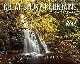 Calendars Great Smoky Mountains National Park Wall Calendar - All Major Holidays