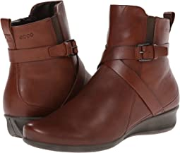 Abelone Cross Buckle Boot