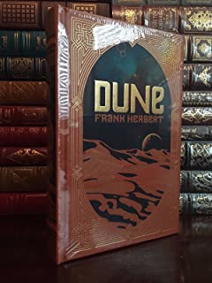 Dune by Frank Herbert Leather Bound Collectible