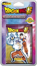 Panini 2501-048 4 Packs of 5 TC Super Dragon Ball Cards