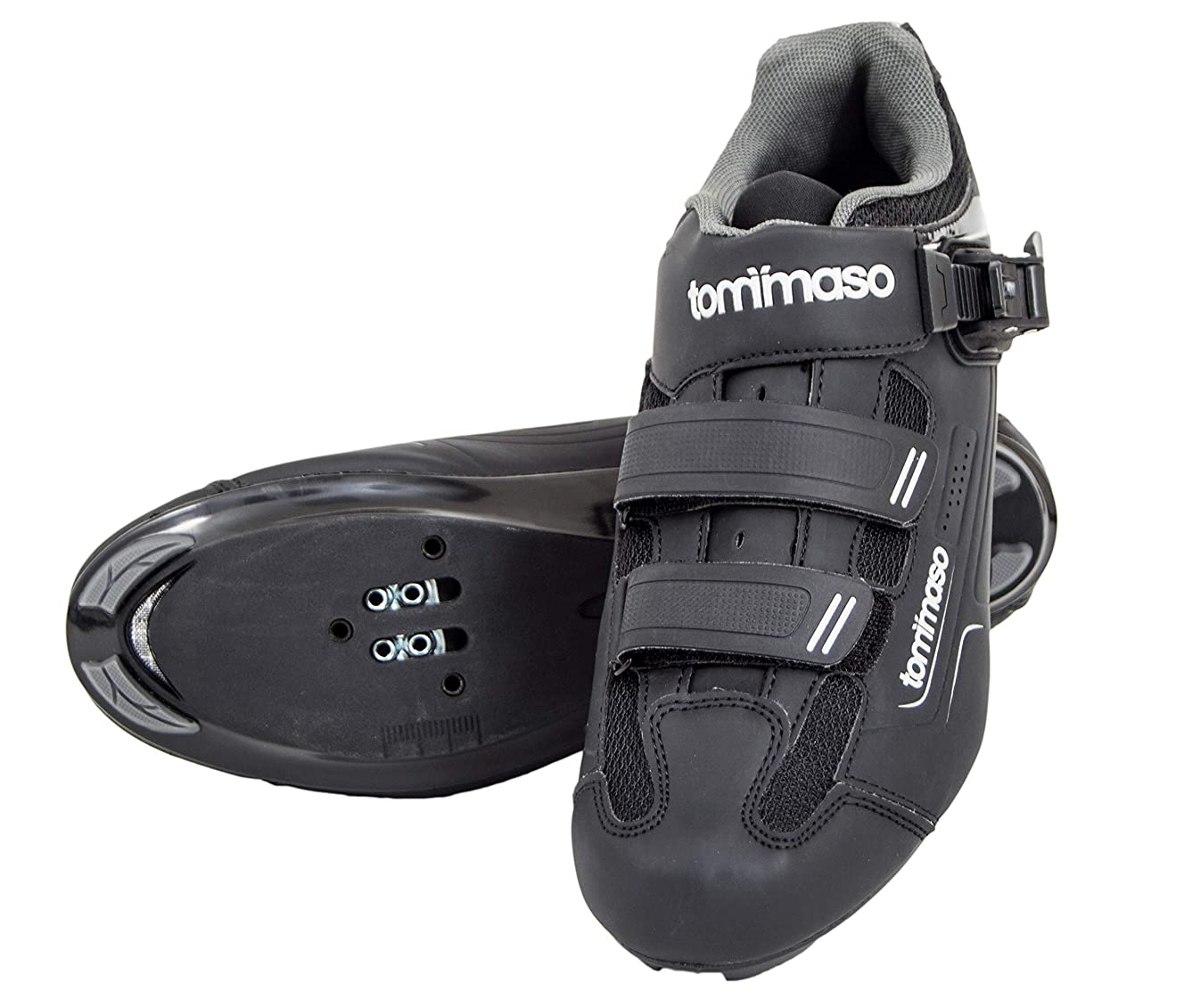 tommaso Strada 200 Road Touring Cycling Spinning Shoe with Buckle