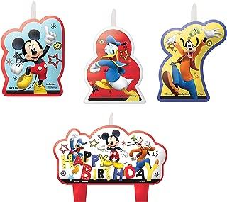 Disney Mickey Candle Set