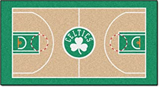 FANMATS 9205 NBA Boston Celtics Nylon Face NBA Court Runner-Large