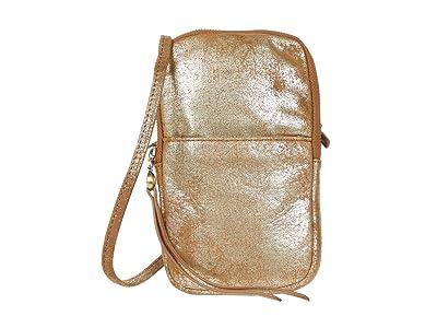 Hobo Fate (Gilded Leaf Vintage Hide) Handbags