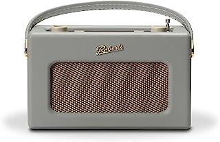 Roberts Revival RD70DG FM/DAB/DAB+ Digital Radio with Bluetooth - Dove Grey