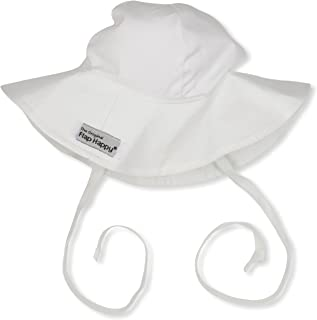 Flap Happy Baby Floppy Sun Hat UPF 50+, Highest Certified UV Sun Protection, Azo-free dye