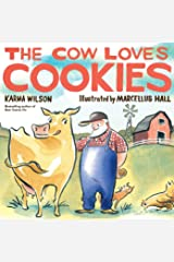 The Cow Loves Cookies Kindle Edition