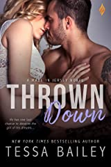 Thrown Down (Made in Jersey Book 2) Kindle Edition
