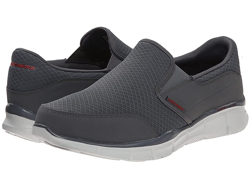 SKECHERS Equalizer Persistent (Charcoal) Men