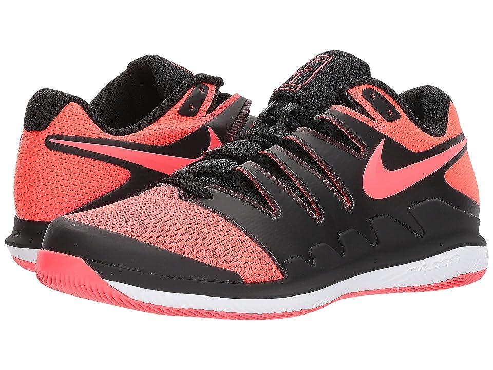 Nike Air Zoom Vapor X (Black/Solar Red/White) Men