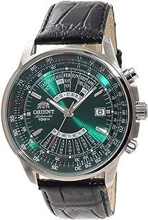 ORIENT Sports Automatic Multi-Year Calendar Green Dial Watch EU0700CF